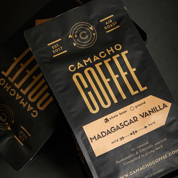 Madagascar Vanilla - Camacho Coffee