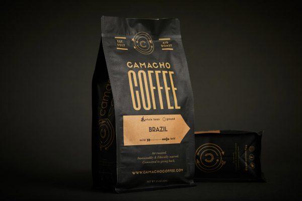 Brazil Roast - Camacho Coffee