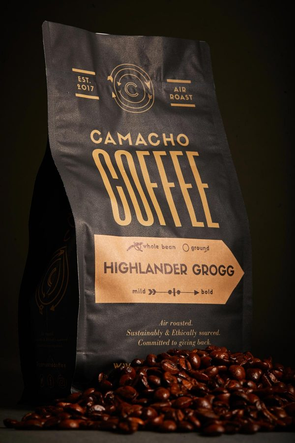 Highlander Grogg - Camacho Coffee