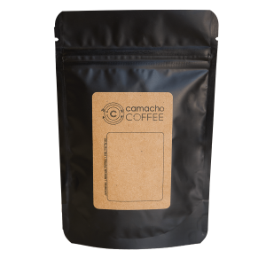 Camacho Coffee Sample Size Bag