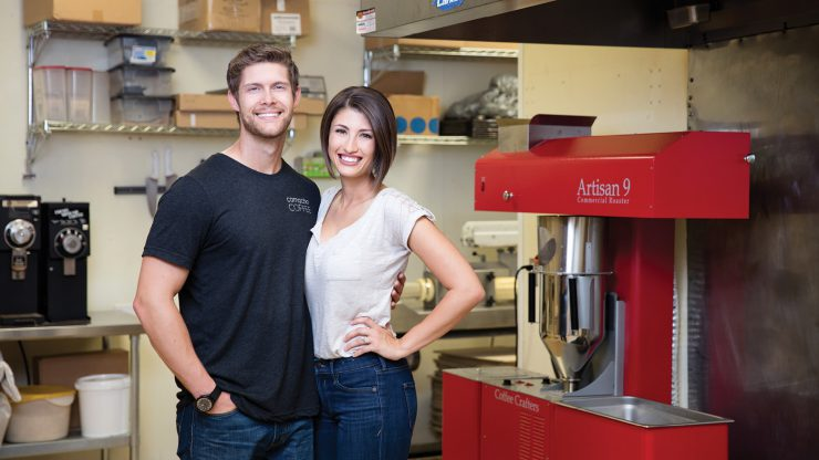 Jesse and Megan Walters - Camacho Coffee
