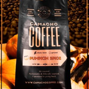 Camacho Coffee Pumpkin Spice